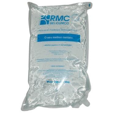 Gel Eletrocondutor RMC Bag 5 Kg