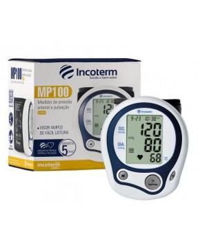 Medidor de Pressão Digital MP100 Pulso Incoterm