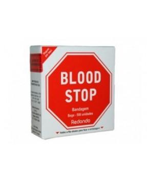 Curativo Redondo Blood Stop c/500