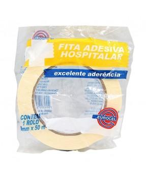 Fita Adesiva Hospitalar 19mm x 50m Eurocel
